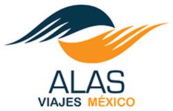 Alas Viajes México Logo